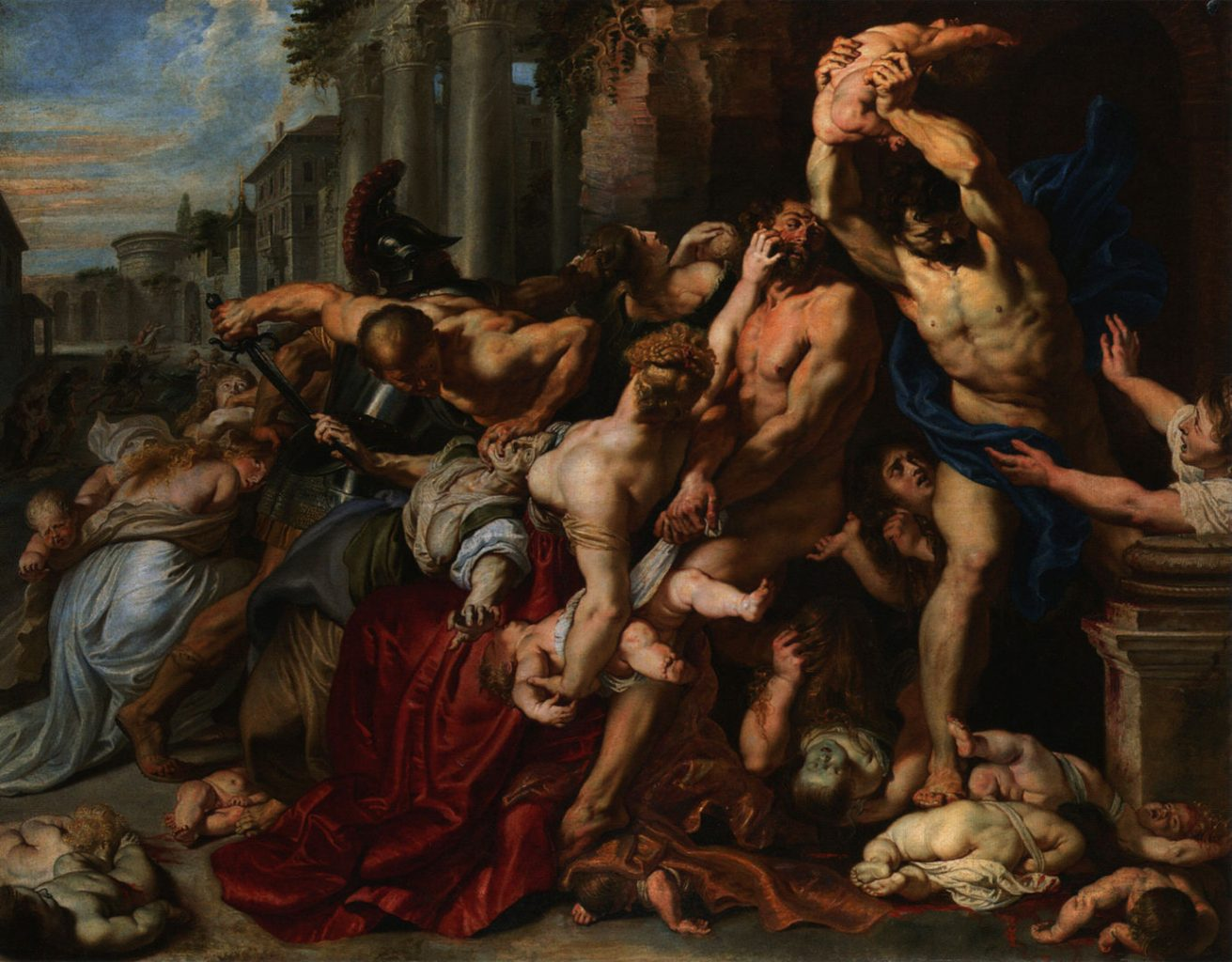 1383px Peter Paul Rubens Massacre of the Innocents